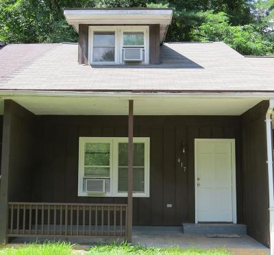 Cullowhee Single Family Home For Sale: 417 N Country Club Dr