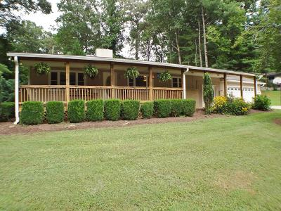 Franklin Single Family Home For Sale: 264 Forest Hills Dr