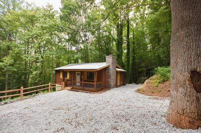 Franklin NC Single Family Home For Sale: $175,000