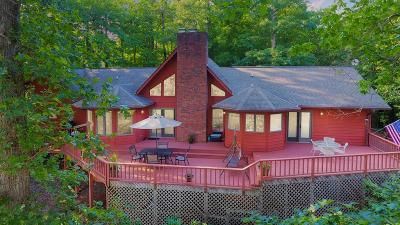 Franklin Single Family Home Pending/Under Contract: 2087 Dowdle Mountain Rd.