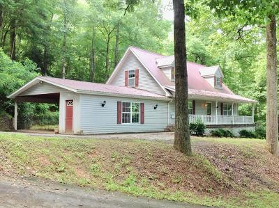Sylva Single Family Home For Sale: 41 Kings Creek Drive
