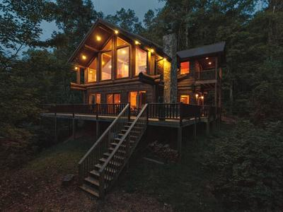 Bryson City Single Family Home For Sale: 108 Trails Edge