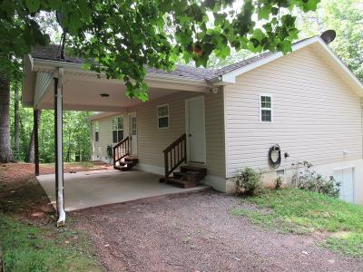 Franklin NC Single Family Home For Sale: $179,900