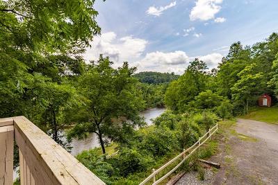 Cullowhee Single Family Home For Sale: 83 Ledbetter Rd
