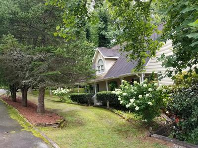 Franklin Single Family Home For Sale: 557 Golf Estates Road