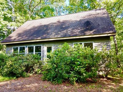 Bryson City Single Family Home For Sale: 314 Jp Grant Rd