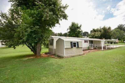 Franklin Single Family Home Pending/Under Contract: 159 Rolling Acres Trail