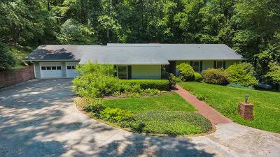 Franklin Single Family Home For Sale: 509 Hemlock Hills Drive