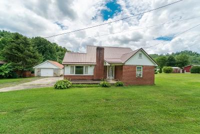 Sylva Single Family Home Pending/Under Contract: 4024 Skyland Drive