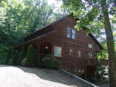 Macon County Single Family Home For Sale: 214 Fenno Hill