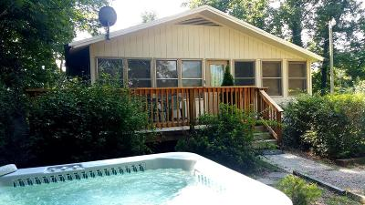 Bryson City Single Family Home Pending/Under Contract: 470 East Deep Creek
