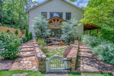 Franklin Single Family Home For Sale: 421 Chalk Hill Road