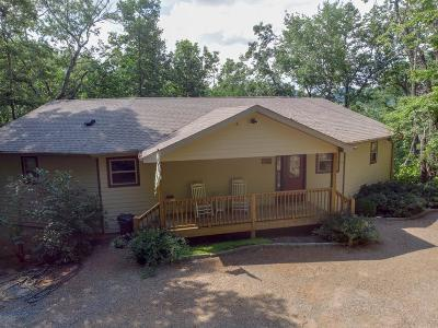 Franklin Single Family Home Pending/Under Contract: 651 Chalk Hill Road