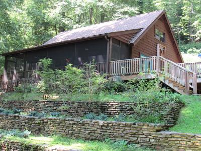 Franklin NC Single Family Home Pending/Under Contract: $210,000
