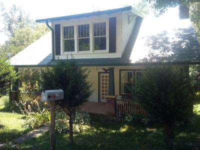 Franklin Single Family Home For Sale: 524 Welch Road