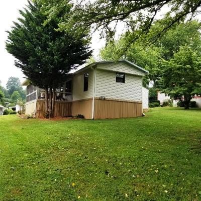 Single Family Home Pending/Under Contract: 16 K Lane