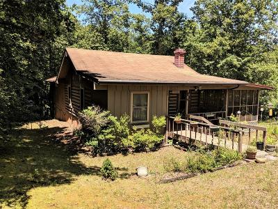 Macon County Single Family Home Pending/Under Contract: 10 Prosperous Point