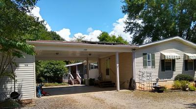 Sylva Single Family Home For Sale: 100 Ramblewood Rd