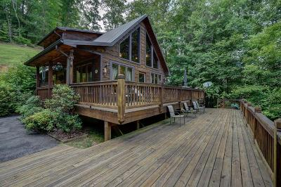Jackson County Single Family Home Pending/Under Contract: 942 Riverside Drive