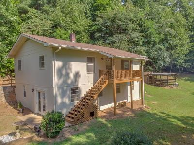 Franklin Single Family Home For Sale: 808 Mica City