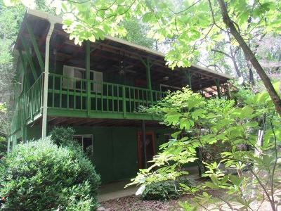 Sylva Single Family Home Pending/Under Contract: 232 Enchanted Forest Dr