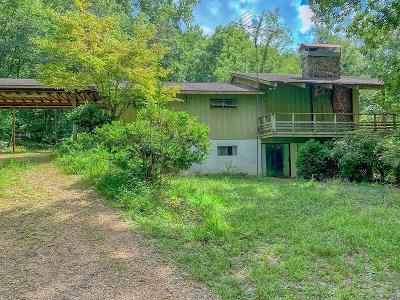 Franklin Single Family Home Pending/Under Contract: 263 Fulcher Vistas Drive