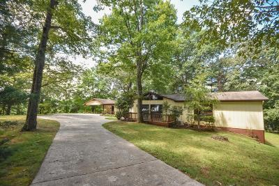 Franklin Single Family Home Pending/Under Contract: 575 Lakeshore Drive