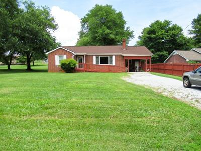 Franklin Single Family Home Pending/Under Contract: 117 Middle Skeenah Rd