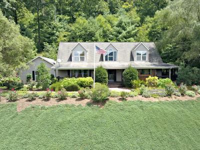 Sylva Single Family Home For Sale: 98 Rock Field Way