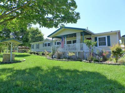 Franklin Single Family Home For Sale: 104 Middle Skeenah Rd