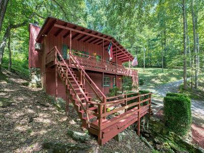 Jackson County Single Family Home Pending/Under Contract: 141 Osceola Trl