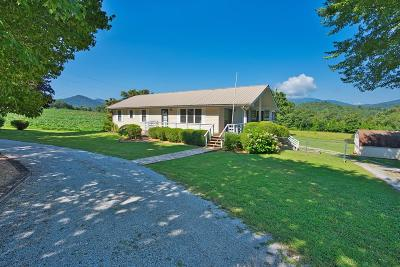 Single Family Home Pending/Under Contract: 2081 Hickory Knoll Road