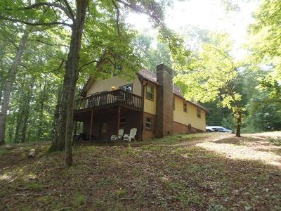 Macon County Single Family Home Pending/Under Contract: 372 Jones Ridge Rd