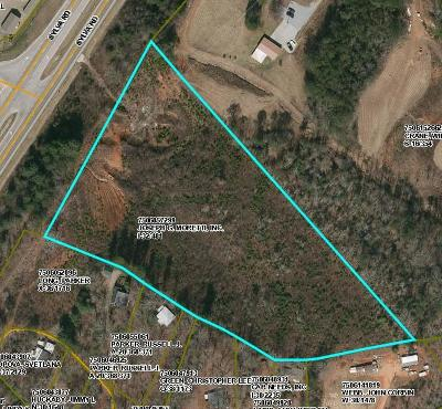 Franklin, Otto Residential Lots & Land For Sale: 5935 Sylva Rd