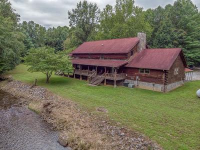 Macon County Single Family Home For Sale: 248 Coweeta Lake Circle