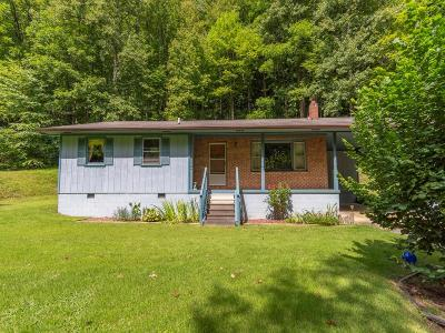 Sylva Single Family Home For Sale: 760 Dark Ridge Road