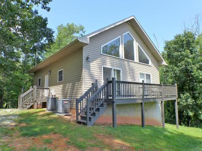 Franklin Single Family Home For Sale: 1292 Bates Branch Rd