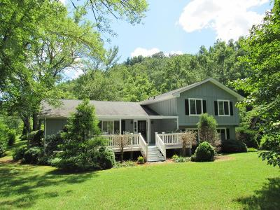 Franklin NC Single Family Home For Sale: $269,500