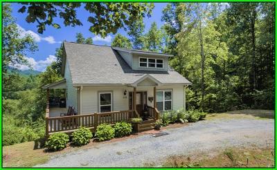 Franklin Single Family Home For Sale: 178 Santeetlah Ridge