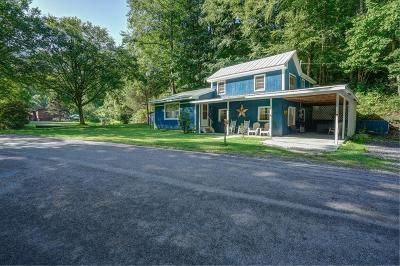 Bryson City Single Family Home For Sale: 8018 Alarka Raod