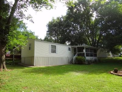 Macon County Single Family Home For Sale: 75 Maple Drive