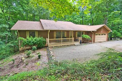 Macon County Single Family Home Pending/Under Contract: 301 Cannon Trail