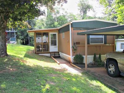Single Family Home Pending/Under Contract: 3610 #25 Highlands Road