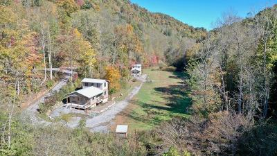 Cullowhee Single Family Home For Sale: Tilley Creek Road