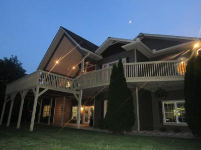Whittier Single Family Home For Sale: 624 Nations Creek Road