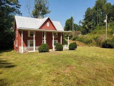 Franklin Single Family Home For Sale: 331 Watauga Church Road