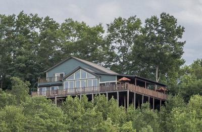 Jackson County Single Family Home For Sale: 130&126 Water Tower Lane