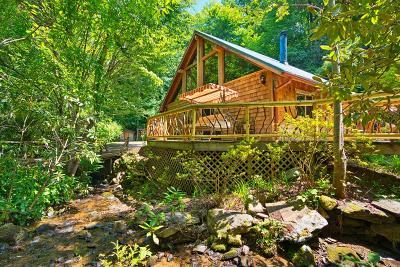 Macon County Single Family Home For Sale: 33 Hemlock Creek Drive