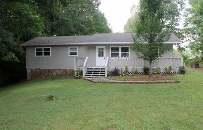 Murphy Single Family Home Pending/Under Contract: 760 Panther Top Road