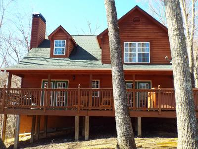 Jackson County Single Family Home Pending/Under Contract: 362 Native Wildflower Trail